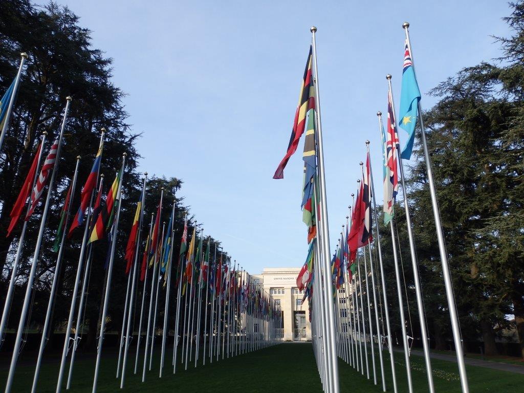 siedziba ONZ, Genewa
