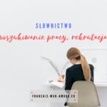 poszukiwanie pracy z francuskim
